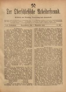Der Oberschlesische Arbeiterfreund, 1918/1919, Jg. 19, No 106