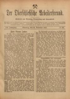 Der Oberschlesische Arbeiterfreund, 1918/1919, Jg. 19, No 115