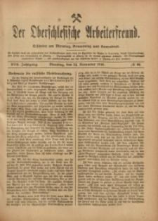 Der Oberschlesische Arbeiterfreund, 1916/1917, Jg. 17, No 96