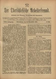 Der Oberschlesische Arbeiterfreund, 1916/1917, Jg. 17, No 101
