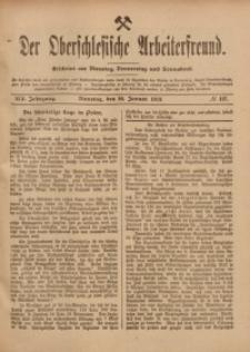 Der Oberschlesische Arbeiterfreund, 1918/1919, Jg. 19, No 127