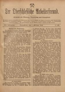 Der Oberschlesische Arbeiterfreund, 1918/1919, Jg. 19, No 129