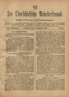 Der Oberschlesische Arbeiterfreund, 1916/1917, Jg. 17, No 111