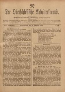 Der Oberschlesische Arbeiterfreund, 1918/1919, Jg. 19, No 132