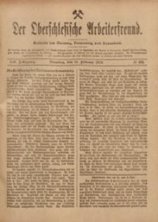 Der Oberschlesische Arbeiterfreund, 1918/1919, Jg. 19, No 133
