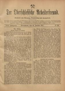 Der Oberschlesische Arbeiterfreund, 1916/1917, Jg. 17, No 121