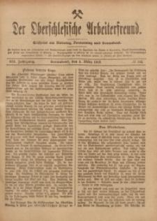 Der Oberschlesische Arbeiterfreund, 1918/1919, Jg. 19, No 141