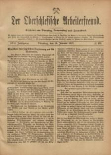 Der Oberschlesische Arbeiterfreund, 1916/1917, Jg. 17, No 122