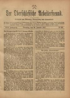 Der Oberschlesische Arbeiterfreund, 1916/1917, Jg. 17, No 125