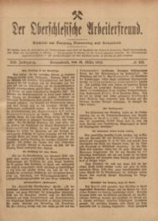 Der Oberschlesische Arbeiterfreund, 1918/1919, Jg. 19, No 153