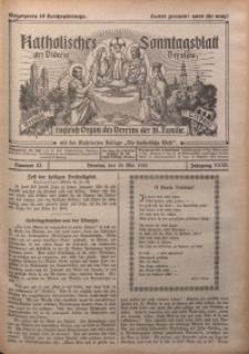 Katholisches Sonntagsblatt der Diöcese Breslau, 1926, Jg. 32, nr 22