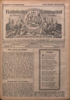 Katholisches Sonntagsblatt der Diöcese Breslau, 1926, Jg. 32, nr 29