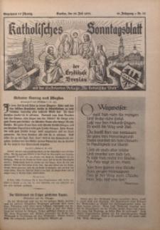 Katholisches Sonntagsblatt der Diöcese Breslau, 1935, Jg. 41, nr 30