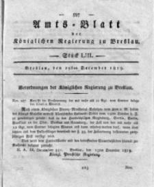 Amts-Blatt der Königlichen Regierung zu Breslau, 1819, Bd. 10, St. 53