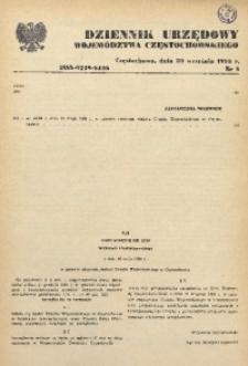 Dziennik Urzędowy Województwa Częstochowskiego, 1988, Nr 8