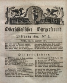Oberschlesischer Bürgerfreund, 1824, Nro. 4