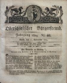 Oberschlesischer Bürgerfreund, 1824, Nro. 46