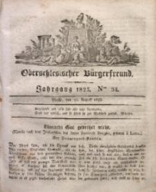 Oberschlesischer Bürgerfreund, 1825, Nro. 34