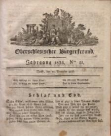 Oberschlesischer Bürgerfreund, 1825, Nro. 51
