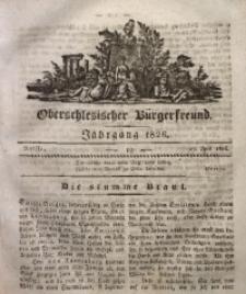 Oberschlesischer Bürgerfreund, 1826, Nro. 15