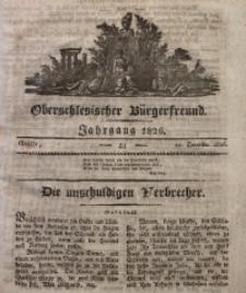 Oberschlesischer Bürgerfreund, 1826, Nro. 51