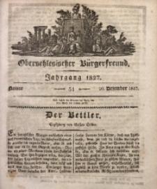 Oberschlesischer Bürgerfreund, 1827, nr 51
