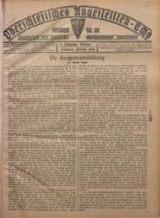 Oberschlesisches Angestellten-Echo, 1929, Jg. 11, nr 2