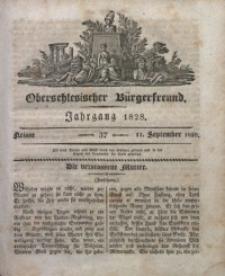 Oberschlesischer Bürgerfreund, 1828, nr 37