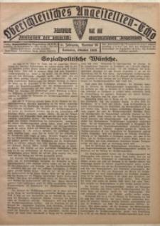 Oberschlesisches Angestellten-Echo, 1929, Jg. 11, nr 10