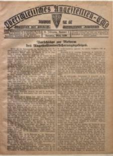 Oberschlesisches Angestellten-Echo, 1930, Jg. 12, nr 3