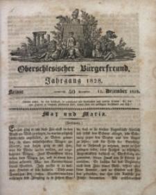 Oberschlesischer Bürgerfreund, 1828, nr 50