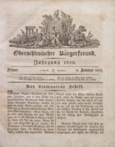 Oberschlesischer Bürgerfreund, 1829, nr 2