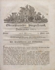 Oberschlesischer Bürgerfreund, 1829, nr 10