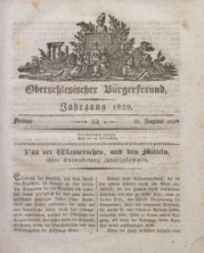 Oberschlesischer Bürgerfreund, 1829, nr 34