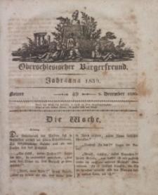Oberschlesischer Bürgerfreund, 1830, nr 49
