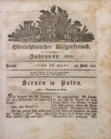 Oberschlesischer Bürgerfreund, 1831, nr 24