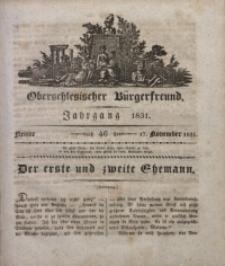 Oberschlesischer Bürgerfreund, 1831, nr 46
