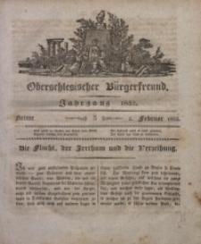 Oberschlesischer Bürgerfreund, 1832, nr 5