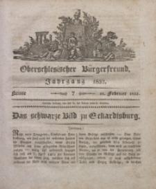 Oberschlesischer Bürgerfreund, 1832, nr 7
