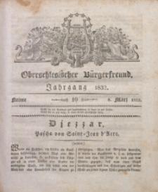 Oberschlesischer Bürgerfreund, 1832, nr 10