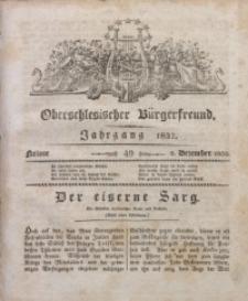 Oberschlesischer Bürgerfreund, 1832, nr 49