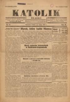 Katolik Śląski, 1931, R. 7, Nr. 14