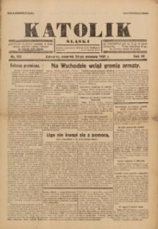 Katolik Śląski, 1931, R. 7, Nr. 115