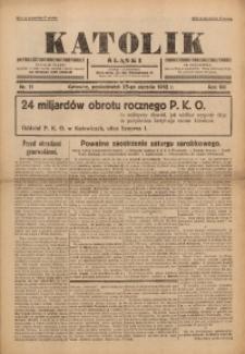 Katolik Śląski, 1932, R. 8, Nr. 11