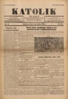 Katolik Śląski, 1932, R. 8, Nr. 15