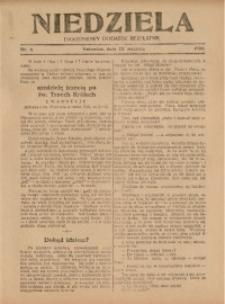 Niedziela, 1926, Nr. 4