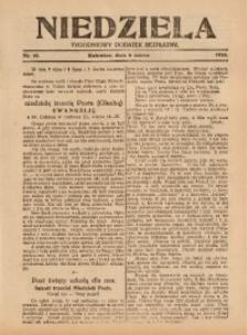 Niedziela, 1926, Nr. 10