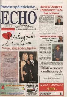 Echo Gmin : niezależny tygodnik regionalny 2006, nr 7 (439).