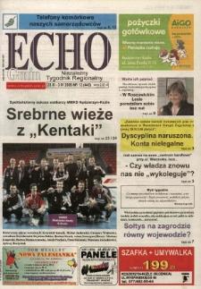 Echo Gmin : niezależny tygodnik regionalny 2006, nr 13 (445).