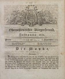 Oberschlesischer Bürgerfreund, 1833, nr 38